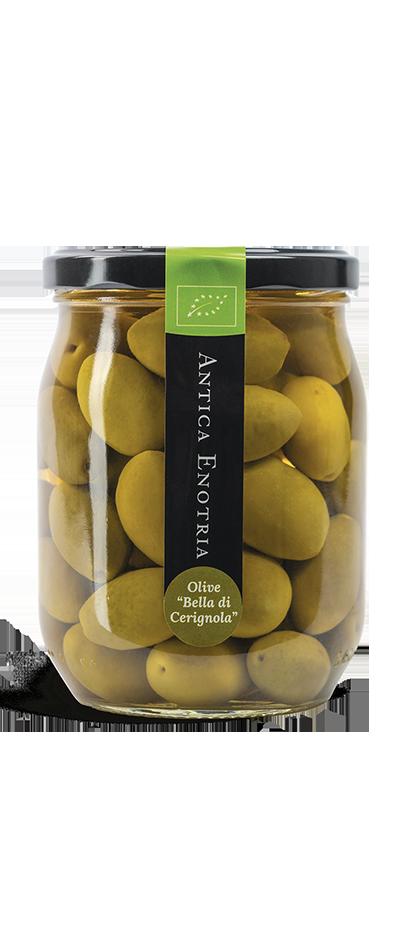 olive bella di cerignola biologiche antica enotria