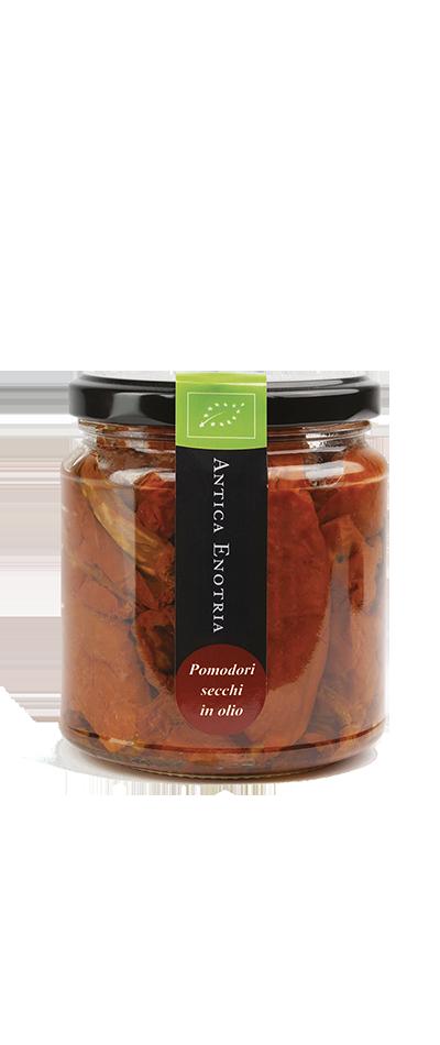 pomodori secchio in olio extravergine di oliva antica enotria