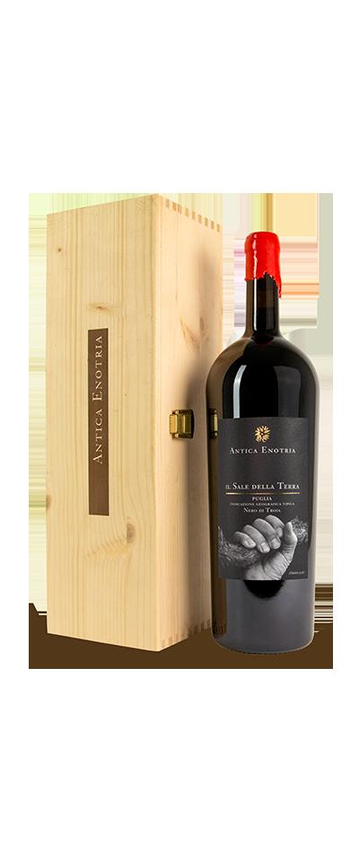 magnum vino antica enotria il sale della terra
