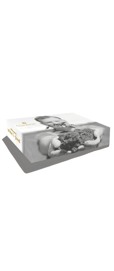 gift box terra antica enotria regalo vino e conserve