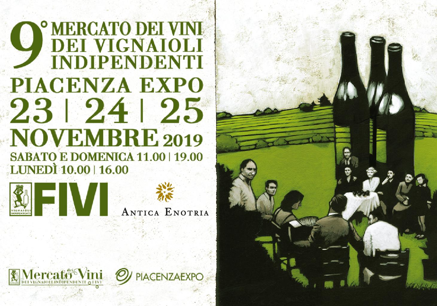 Fivi, il Mercato dei Vini del Vignaioli Indipendenti