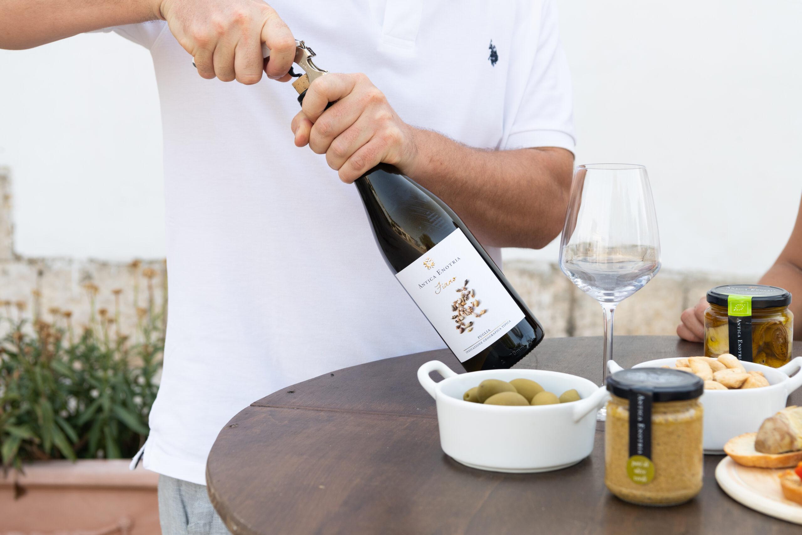 Fiano IGT Puglia: uno dei nostri vini più longevi