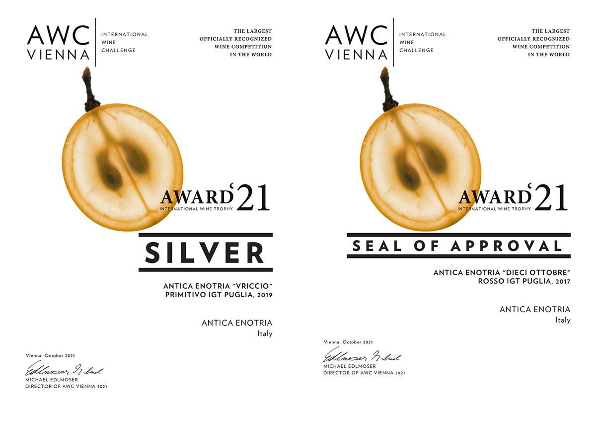AWC Vienna International Wine Challenge 2021